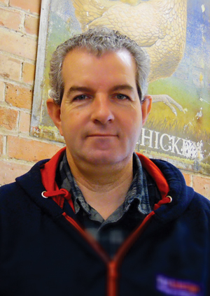Paul Dinsdale